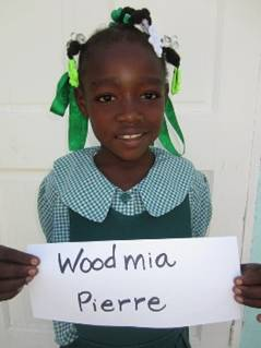 Woodmia Pierre